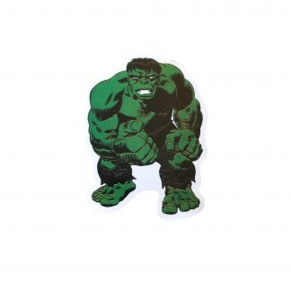hulk crouching and looking mad and ready to smash something